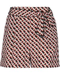 Diane von Furstenberg Shorts & Bermuda Shorts - Black