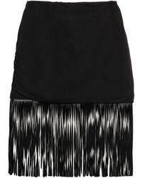 MNML Couture Mini Skirt - Black