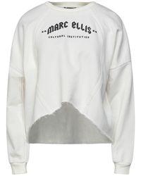 Marc Ellis Sweat-shirt - Blanc