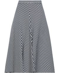 LE COEUR TWINSET Midi Skirt - Multicolour