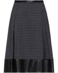 Sfizio Falda corta - Negro