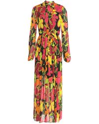 I'm Isola Marras Long Dress - Multicolour