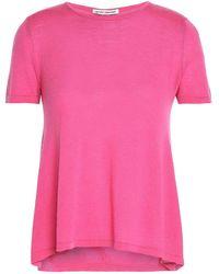 Autumn Cashmere Jumper - Pink
