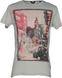 Pepe Jeans T-shirt - Grey