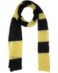 N°21 Scarf - Yellow