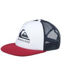 Quiksilver Hat - White