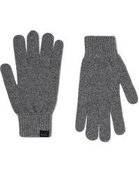 Paul Smith Gloves - Grey