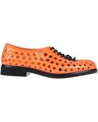 Vivienne Westwood Anglomania Lace-up Shoes - Orange