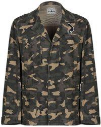 Macchia J Denim Outerwear - Multicolour