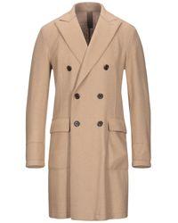 Eleventy Coat - Natural