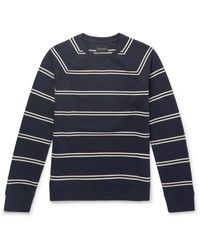 Club Monaco Sweatshirt - Blue