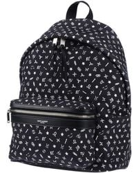 Saint Laurent Backpacks & Bum Bags - Black