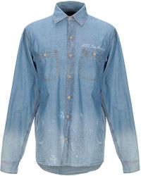 HTC Denim Shirt - Blue