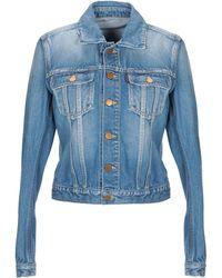 Jil Sander Denim Outerwear - Blue