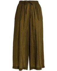 McQ Pantalons courts - Vert