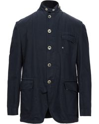 Lubiam Jacket - Blue
