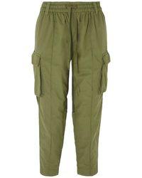 Haider Ackermann Pantalone - Verde