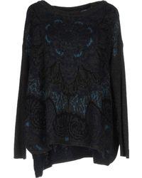 CafeNoir Sweater - Blue