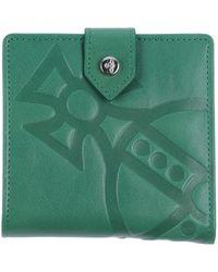Vivienne Westwood Wallet - Green