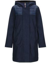 EA7 Coat - Blue