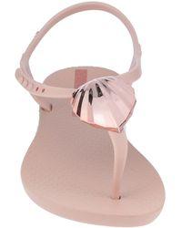 Ipanema Toe Post Sandal - Pink