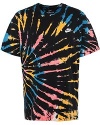 Nike T-shirts - Schwarz