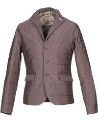 Alviero Martini 1A Classe Suit Jacket - Brown