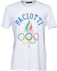 Cesare Paciotti   T-shirt   Lyst