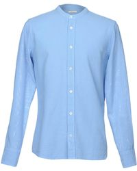Pence Shirt - Blue