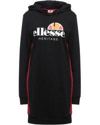 Ellesse Short Dress - Black