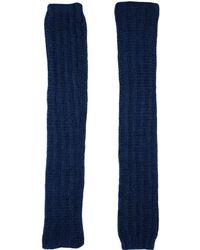 Tru Trussardi Sleeves - Blue
