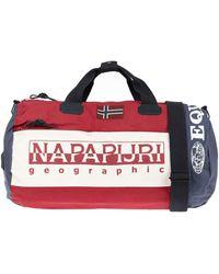 Napapijri Bolso de viaje - Rojo
