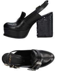 Tipe E Tacchi Loafer - Black