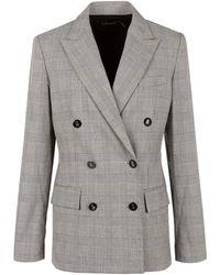 Lauren by Ralph Lauren Suit Jacket - Gray