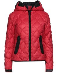 Ai Riders On The Storm Steppjacke - Rot