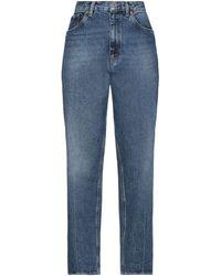 Pence Denim Trousers - Blue