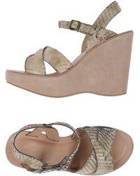 Kork-Ease Sandals - Natural
