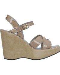 Kork-Ease Sandals - Gray
