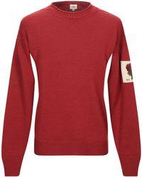 Kent & Curwen Pullover - Rot