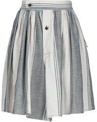 Vivienne Westwood Anglomania Jupe midi - Neutre