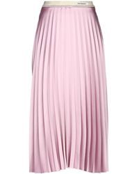 Pink Memories - Midi Skirt - Lyst