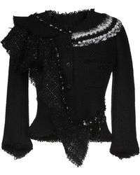 Chanel Blazer - Black