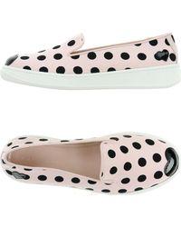 Katie Grand Loves Hogan Low-tops & Sneakers - Pink