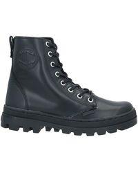 Palladium Ankle Boots - Black