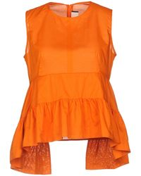 Marni Top - Arancione