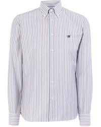 Henry Cotton's Shirt - Multicolour
