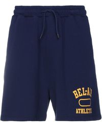BEL-AIR ATHLETICS Shorts & Bermuda Shorts - Blue