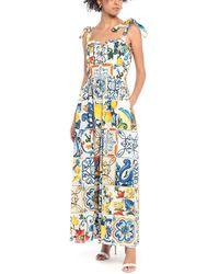 Dolce & Gabbana Jumpsuit - Blue
