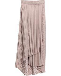 Collection Privée Midi Skirt - Natural