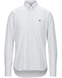 Henry Cotton's Camisa - Neutro